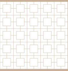 seamless geometric ornamental minimalistic vector image