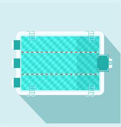 sport swimming pool vector image