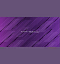 abstract violet black line geometric pattern vector image