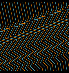 Edgy line waves background vector