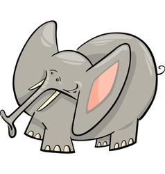 Elephant Cartoon vector image vector image