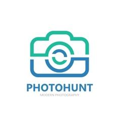 Camera logo or symbol icon vector image