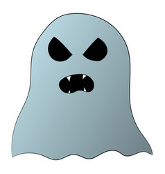 for halloween picture of a cartoon vector image