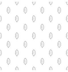 Shawarma pattern seamless vector