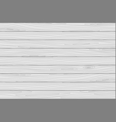 White wooden planks background texture vector