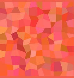 Polygon tile mosaic background - polygonal design vector