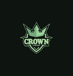 Sports template logo design image vector