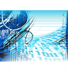 technology background vector vector image vector image