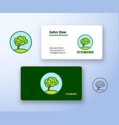 Psychology Business Card Vector Images Over 290