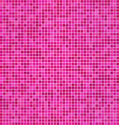 Magenta pixel design background vector
