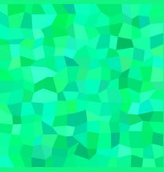 Abstract geometrical irregular rectangle mosaic vector