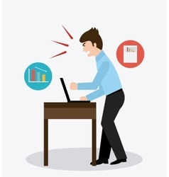 Office doubts vector