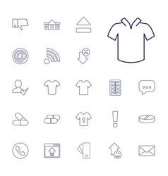 Website icons vector