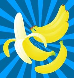 banan sectional1 vector image