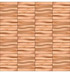 Oak Decking Parquet Wooden Seamless Pattern vector image