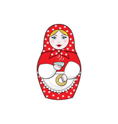 Matryoshka vector