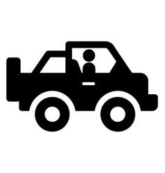 Jeep safari vector