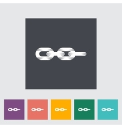 Link vintage vector image