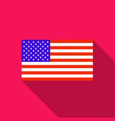 usa flag image of usa flag usa flag background vector image
