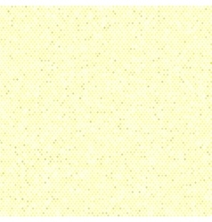 Halftone Pattern Yellow Dotted Background vector image vector image