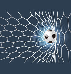 background for a soccer vector image