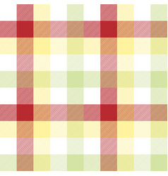 Abstract plaid fabric texture seamless pattern vector