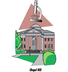 Chapel Hill vector