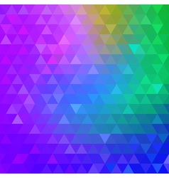 Colorful Bright Geometric Background for your desi vector image