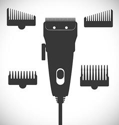 Hair Salon design vector