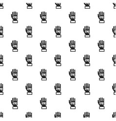 no bribery money pattern seamless vector image