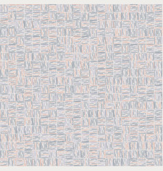 Seamless trendy doodle geo tile swatch pattern vector
