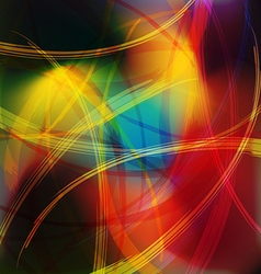 colorful abstract backgrounds for decorate in your vector image vector image