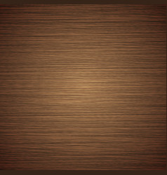 modern brown wooden background vector image vector image