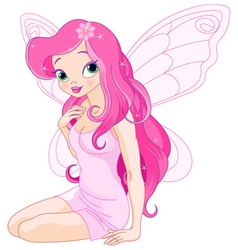 09-Jan-14 Beautiful fairy vector image