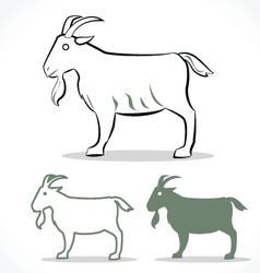 Goat 2 vector
