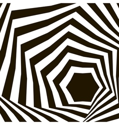Op art background vector