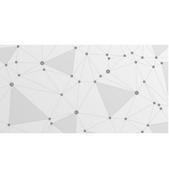 Global network connection geometric grid vector