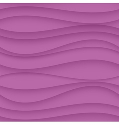 Violet seamless Wavy background texture vector image
