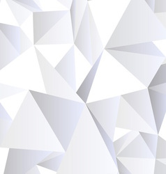 Paper crumpled background vector image
