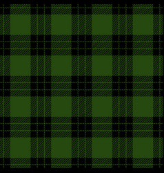 Clan graham scottis tartan plaid seamless pattern vector