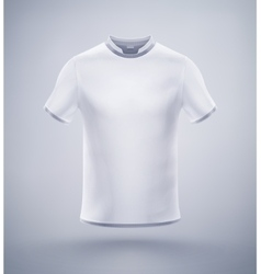 Mens T-Shirt vector image
