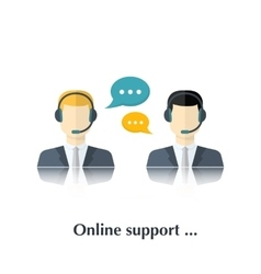Online support vector