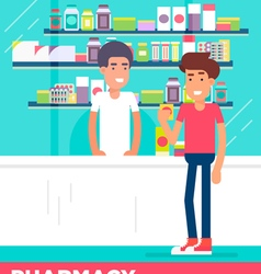 Pharmacy Boys vector