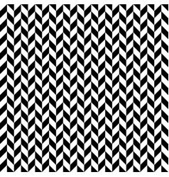 checkered seamless pattern with alternating vector image