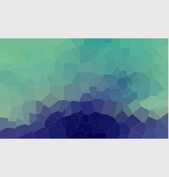 Flat abstract voronoi shapes geometric background vector