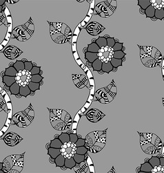 Floral Patterned Background vector