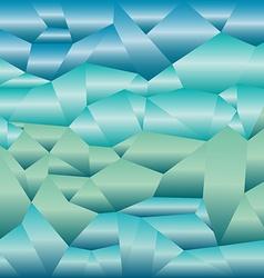 Metallic mosaic tiles vector