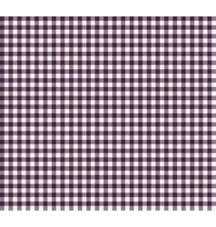 Seamless vichy pattern vector