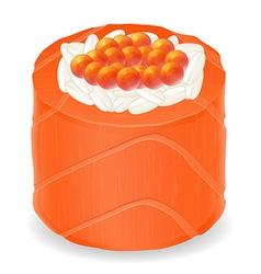Sushi rolls 05 vector
