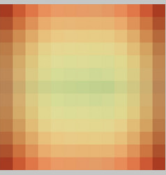 Gradient background in shades orange vector